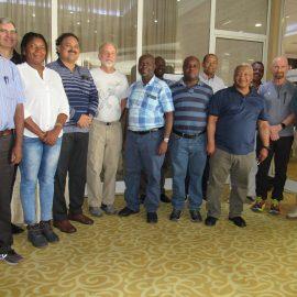 BPAT visits CIMMYT in Africa