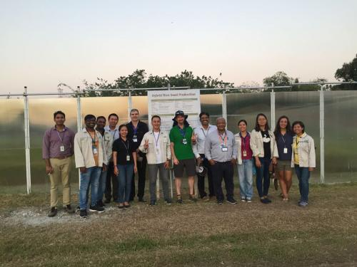 BPAT Team at IRRI