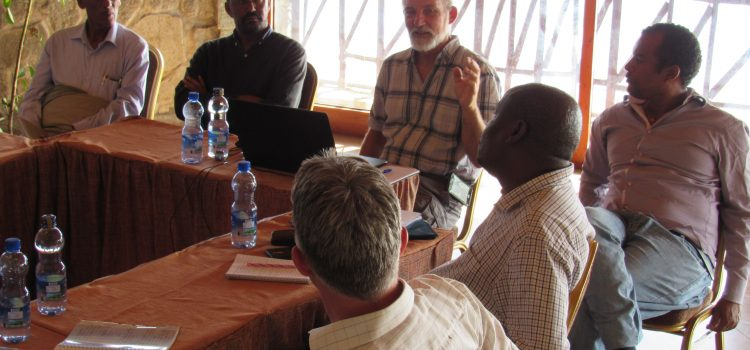 BPAT visits ICRISAT in Ethiopia and Senegal