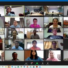 Virtual BPAT meetings with ICRISAT