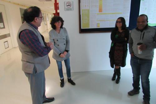 BPAT visit to CIMMYT
