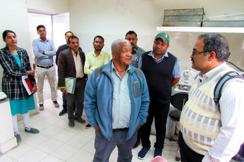ICAR-IARI visit