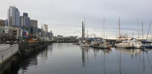 Seattle Harbour